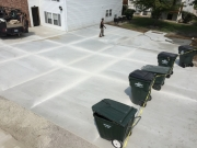 Apartment Complex Driveway Replacement