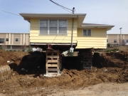 St. Joseph, MO House Raising Project