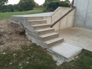 Steps and Stairwells